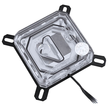 Product image of Bykski XPR Acrylic RBW LGA115x CPU Waterblock - Click for product page of Bykski XPR Acrylic RBW LGA115x CPU Waterblock
