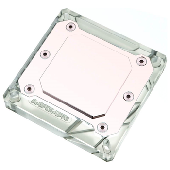 Product image of Bykski XPR Acrylic RBW LGA115x/2066 CPU Waterblock - Click for product page of Bykski XPR Acrylic RBW LGA115x/2066 CPU Waterblock