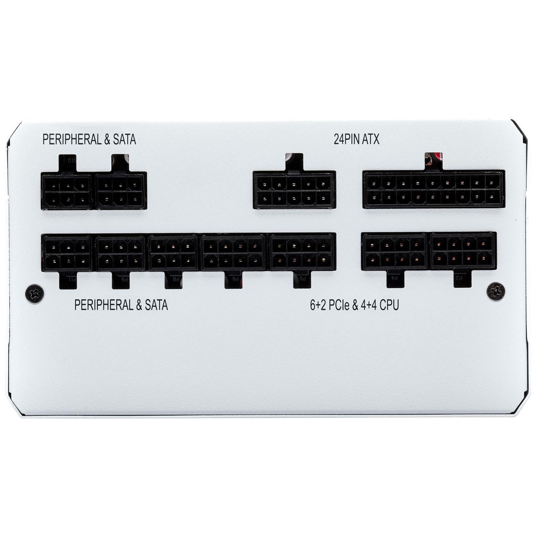 Duda conectar cables en fuente modular