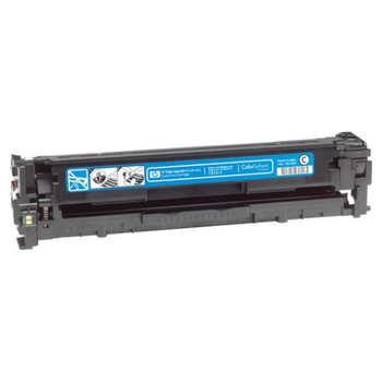 Product image of HP 125A CB541A Cyan Toner - Click for product page of HP 125A CB541A Cyan Toner