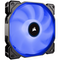 A small tile product image of Corsair AF120 120mm Quiet Edition Blue LED Cooling Fan