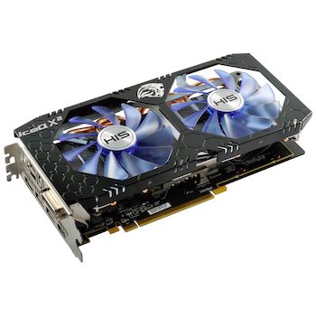 Product image of HIS Radeon RX590 IceQX2 OC 8GB GDDR5 - Click for product page of HIS Radeon RX590 IceQX2 OC 8GB GDDR5