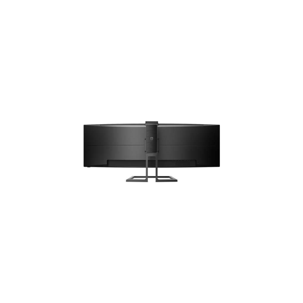 """A large main feature product image of Philips 499P9H1 49"""" Dual WQHD Adaptive Sync Curved 5MS VA LED Monitor"""