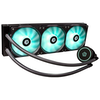 A product image of ID-COOLING AuraFlow X 360 RGB AIO CPU Liquid Cooler