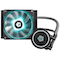 A product image of ID-COOLING AuraFlow X 120 RGB AIO CPU Liquid Cooler - Click to browse this related product