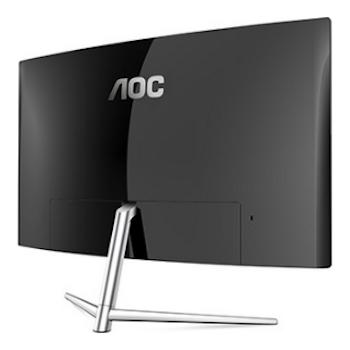 """Product image of AOC 32V1Q 31.5"""" Full HD Curved 4MS VA LED Monitor - Click for product page of AOC 32V1Q 31.5"""" Full HD Curved 4MS VA LED Monitor"""