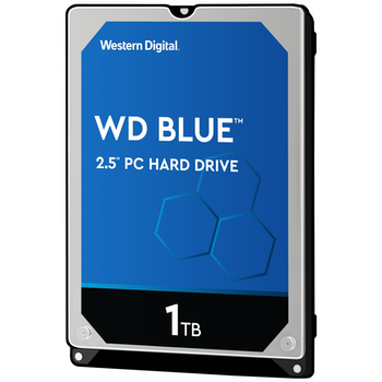"""Product image of WD Blue WD10SPZX 2.5"""" 1TB 128MB 5400RPM Mobile HDD - Click for product page of WD Blue WD10SPZX 2.5"""" 1TB 128MB 5400RPM Mobile HDD"""