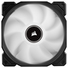 A product image of Corsair AF120 120mm Quiet Edition White LED Cooling Fan