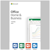 A product image of Microsoft Office 2019 Home and Business 1 User, 1 Device PC/Mac Retail PKC
