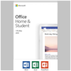 A product image of Microsoft Office 2019 Home and Student 1 User, 1 Device PC/Mac Retail PKC