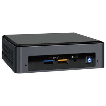 Product image of Intel NUC Gen8 Bean Canyon i5 Barebones Mini PC - Click for product page of Intel NUC Gen8 Bean Canyon i5 Barebones Mini PC