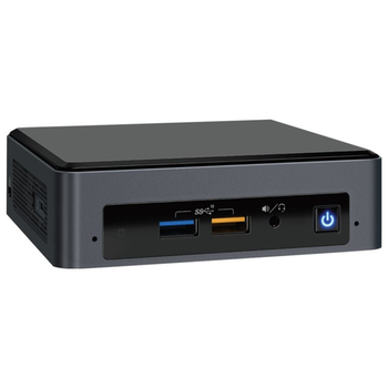 Product image of Intel NUC Gen8 Bean Canyon i3 Barebones Mini PC - Click for product page of Intel NUC Gen8 Bean Canyon i3 Barebones Mini PC