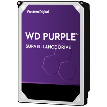 """Product image of WD Purple WD40PURZ 3.5"""" 4TB 64MB Surveillance HDD - Click for product page of WD Purple WD40PURZ 3.5"""" 4TB 64MB Surveillance HDD"""
