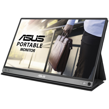 "Product image of ASUS ZenScreen GO MB16AP 15.6"" Full HD USB3.0 IPS LED Portable Monitor - Click for product page of ASUS ZenScreen GO MB16AP 15.6"" Full HD USB3.0 IPS LED Portable Monitor"