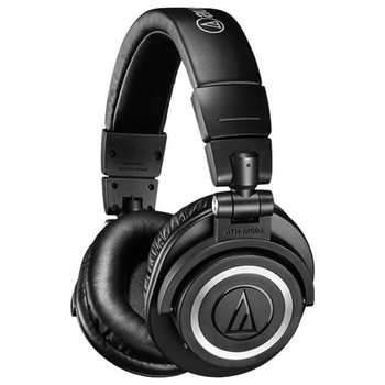 Product image of Audio Technica ATH-M50xBT Studio Headphones w/Bluetooth - Click for product page of Audio Technica ATH-M50xBT Studio Headphones w/Bluetooth