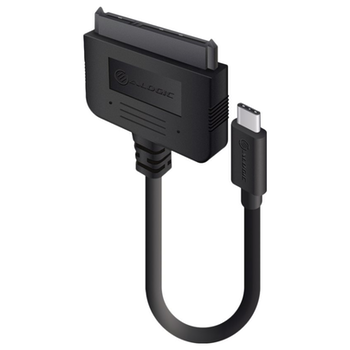 "Product image of ALOGIC 20cm USB 3.1 Type-C Adapter Cable for 2.5"" Sata Drive - Click for product page of ALOGIC 20cm USB 3.1 Type-C Adapter Cable for 2.5"" Sata Drive"