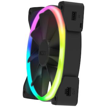 Product image of NZXT Aer RGB 2 Starter Kit (Aer RGB 2 120mm x2) - Click for product page of NZXT Aer RGB 2 Starter Kit (Aer RGB 2 120mm x2)