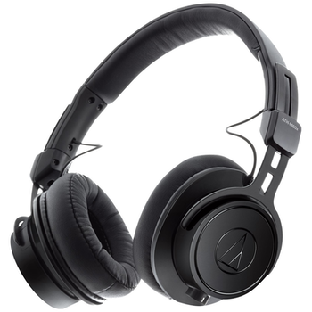 Product image of Audio Technica ATH-M60x Studio On-Ear Headphones - Click for product page of Audio Technica ATH-M60x Studio On-Ear Headphones