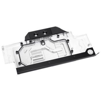 Product image of EK FC GTX FE RGB Plexi/Nickel Nvidia GPU Waterblock - Click for product page of EK FC GTX FE RGB Plexi/Nickel Nvidia GPU Waterblock