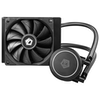 A product image of ID-COOLING FrostFlow X 120 White LED AIO CPU Liquid Cooler