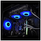 A small tile product image of ID-COOLING AuraFlow X TUF Gaming Alliance 240 RGB AIO CPU Liquid Cooler