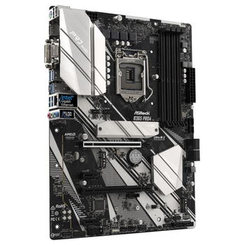 Product image of ASRock B365 Pro4 LGA1151-CL ATX Desktop Motherboard - Click for product page of ASRock B365 Pro4 LGA1151-CL ATX Desktop Motherboard