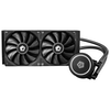 A product image of ID-COOLING FrostFlow X 240 White LED AIO CPU Liquid Cooler