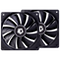 A small tile product image of ID-COOLING FrostFlow X 240 White LED AIO CPU Liquid Cooler