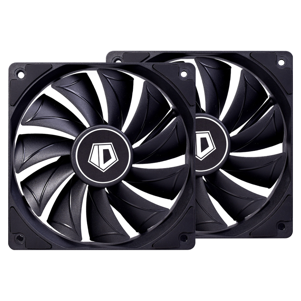 A large main feature product image of ID-COOLING FrostFlow X 240 White LED AIO CPU Liquid Cooler