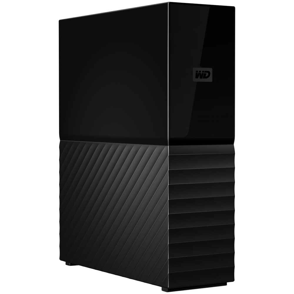 """A large main feature product image of WD My Book 10TB USB3.0 3.5"""" Black External HDD"""