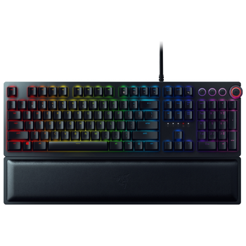 Product image of Razer Huntsman Elite Opto-Mechanical Switch Gaming Keyboard - Click for product page of Razer Huntsman Elite Opto-Mechanical Switch Gaming Keyboard