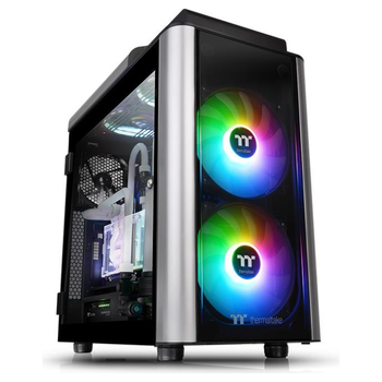 Product image of Thermaltake Level 20 GT ARGB Full Tower Case w/ Tempered Glass Side Panels  - Click for product page of Thermaltake Level 20 GT ARGB Full Tower Case w/ Tempered Glass Side Panels