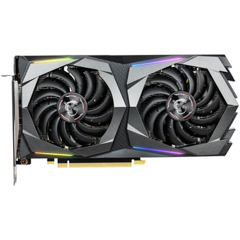 Product image of MSI GeForce GTX1660Ti Gaming X 6GB GDDR6 - Click for product page of MSI GeForce GTX1660Ti Gaming X 6GB GDDR6