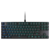 A product image of Cooler Master MasterKeys SK630 RGB Mechanical Keyboard (MX Low Profile Red)