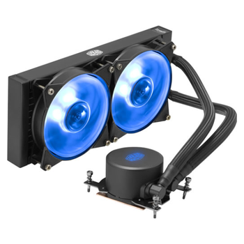 Product image of Cooler Master MasterLiquid ML240 RGB TR4 Edition - Click for product page of Cooler Master MasterLiquid ML240 RGB TR4 Edition