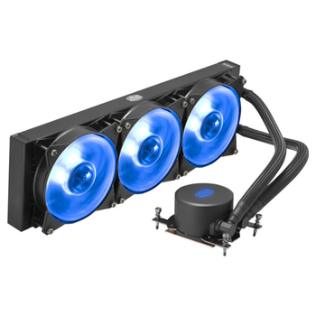 Product image of Cooler Master MasterLiquid ML360 RGB TR4 Edition AIO Liquid CPU Cooler - Click for product page of Cooler Master MasterLiquid ML360 RGB TR4 Edition AIO Liquid CPU Cooler