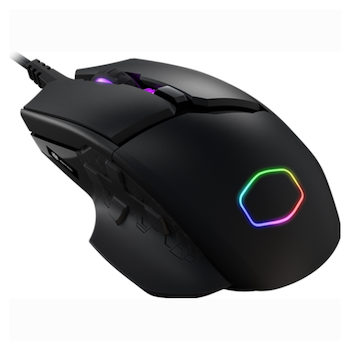 Product image of Cooler Master MasterMouse MM830 RGB Gaming Mouse - Click for product page of Cooler Master MasterMouse MM830 RGB Gaming Mouse