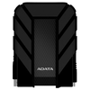 A product image of ADATA Armoured HD710 1TB USB3.0 Black Portable HDD