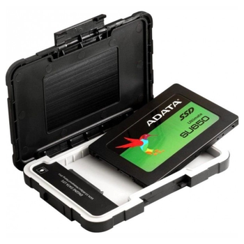 "Product image of ADATA Armoured ED600 2.5"" External Hard Drive Enclosure - Click for product page of ADATA Armoured ED600 2.5"" External Hard Drive Enclosure"