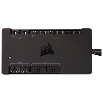 Product image of Corsair Commander Pro Link System - Click for product page of Corsair Commander Pro Link System