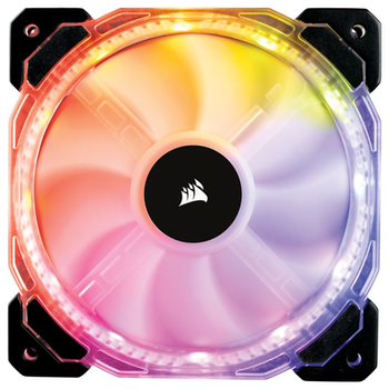 Product image of Corsair HD140 140mm High Performance RGB PWM Fan - Click for product page of Corsair HD140 140mm High Performance RGB PWM Fan