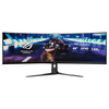 "A product image of ASUS ROG Strix XG49VQ 49"" Super Ultrawide Full HD FreeSync 2 Curved 144Hz 4MS HDR400 VA LED Gaming Monitor"
