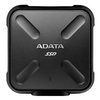 A product image of ADATA Durable SD700 256GB USB3.1 Solid State Portable Hard Drive