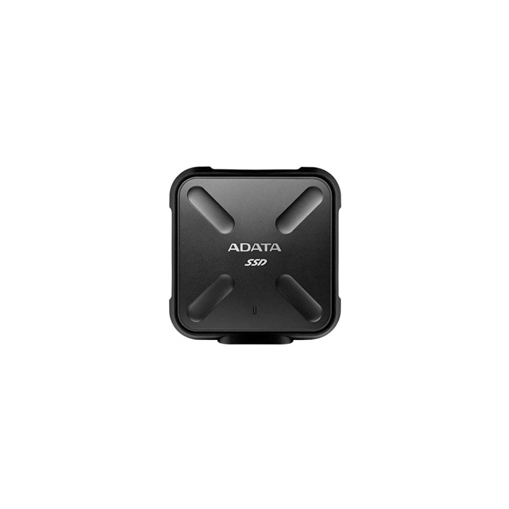 A large main feature product image of ADATA Durable SD700 512GB USB3.1 Solid State Portable Hard Drive