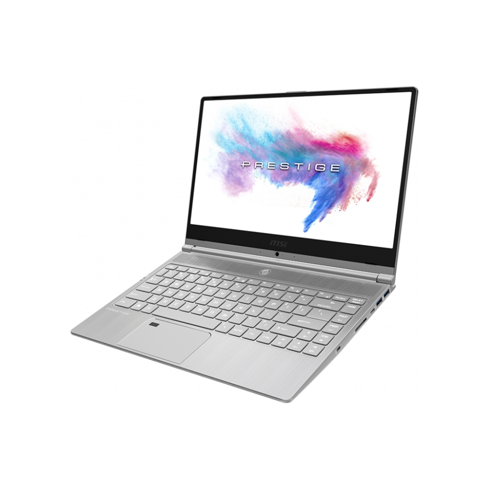 """A large main feature product image of MSI PS42 8MO Modern 14"""" i5 256GB Windows 10 Home Notebook"""