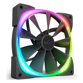 Product image of NZXT Aer2 RGB 120mm Case Fan - Click for product page of NZXT Aer2 RGB 120mm Case Fan