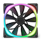 A small tile product image of NZXT Aer2 RGB 120mm Case Fan