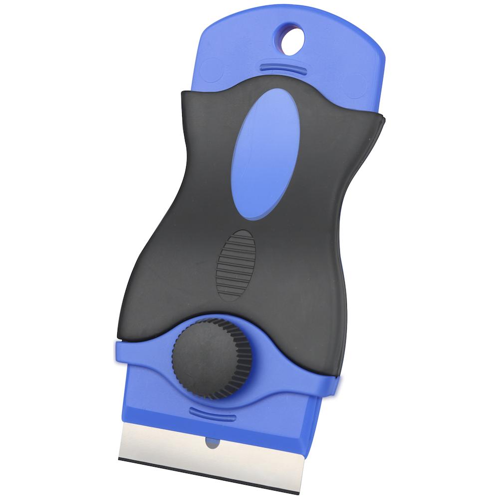 A large main feature product image of King'sdun Plastic Razor Scraper