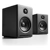 A product image of Audioengine A2+ Powered Wireless Desktop Speakers - Satin Black