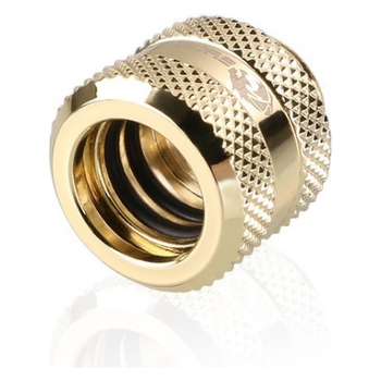 Product image of Bykski G1/4 12mm Hard Tube Compression Fitting - Gold - Click for product page of Bykski G1/4 12mm Hard Tube Compression Fitting - Gold